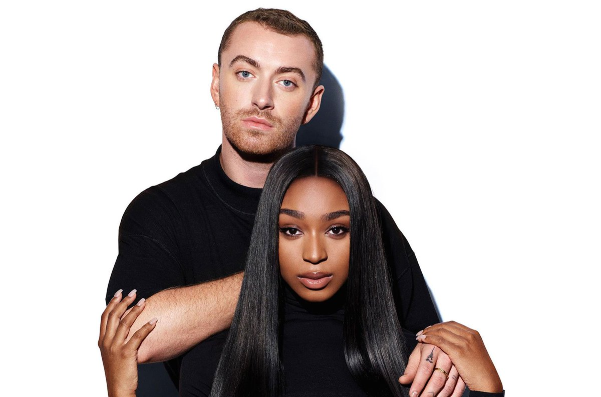Sam Smith and Normani's collab 'Dancing With A Stranger' is here https://t.co/gEOWqE4vG7