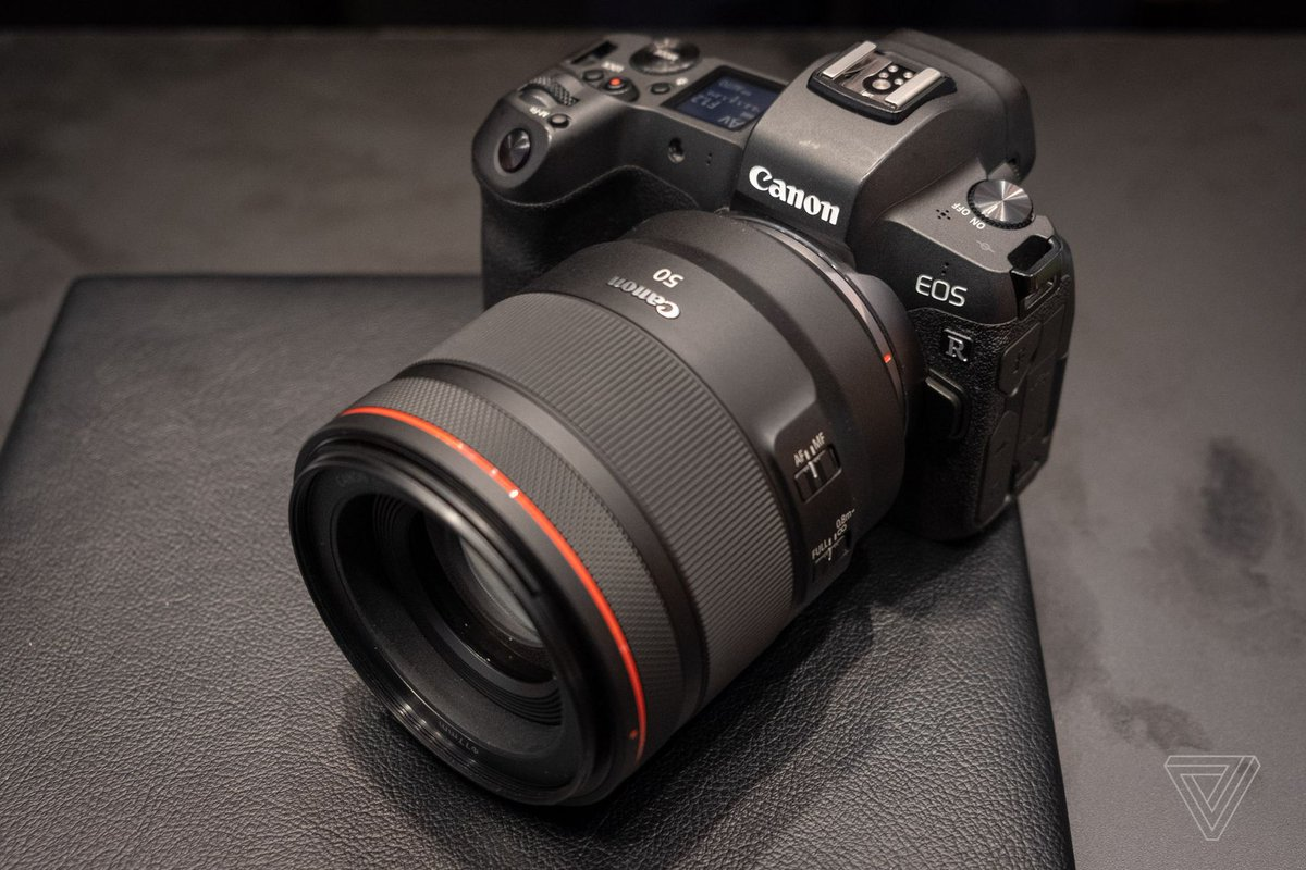 Canon confirms plans for 8K-capable full-frame mirrorless camera