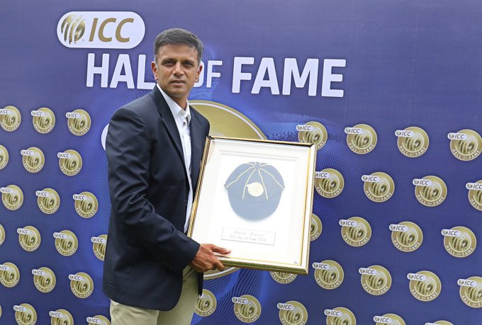 Happy Birthday The Indian Wall Mr. Dependable Rahul Dravid Sir.