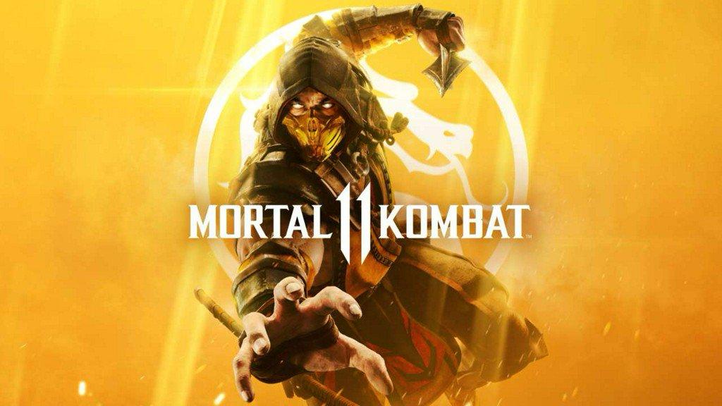 Mortal Kombat 11 cover art revealed https://t.co/Ch0qFRg92J https://t.co/mXJHMD9utD