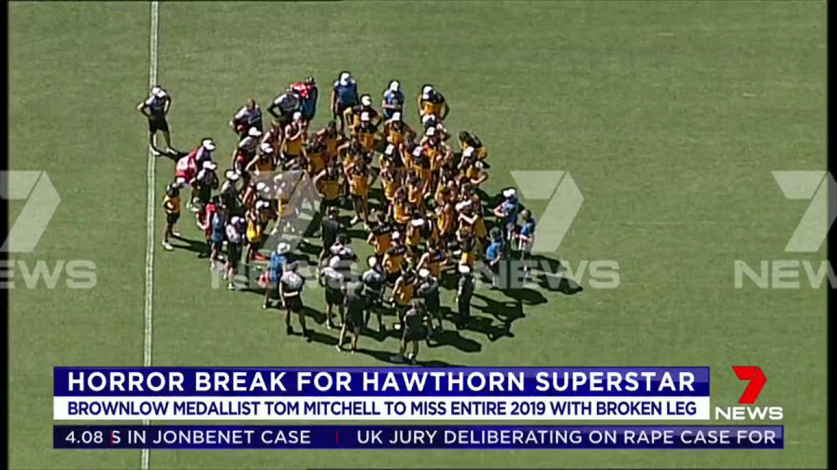 7 News Melbourne's photo on brownlow