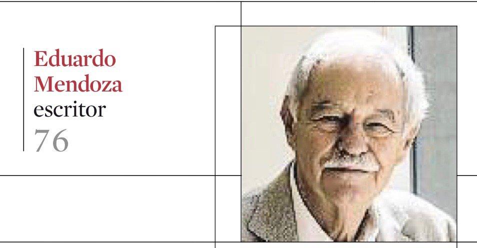 Sergi Mas's photo on eduardo mendoza