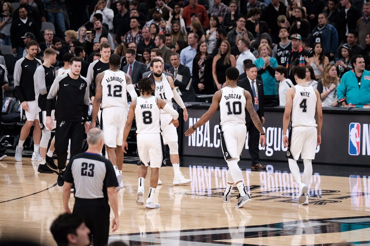San Antonio Spurs's photo on Davis