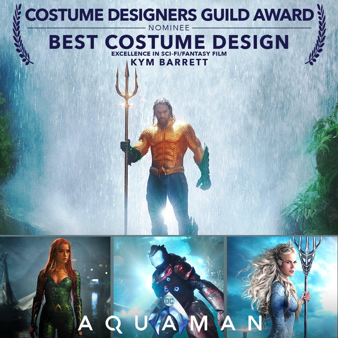 Aquaman Movie's photo on Chucky