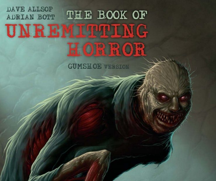 Book Of Unremitting Horror