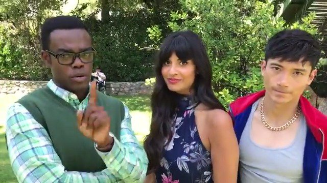 The Good Place's photo on #TheGoodPlace