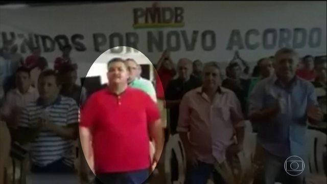 Jornal da Globo's photo on Novo Acordo