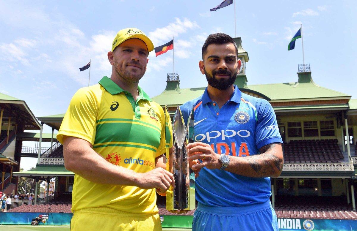 Australia vs India 2018/19, First ODI: Australia Announce Playing XI For Series-Opener