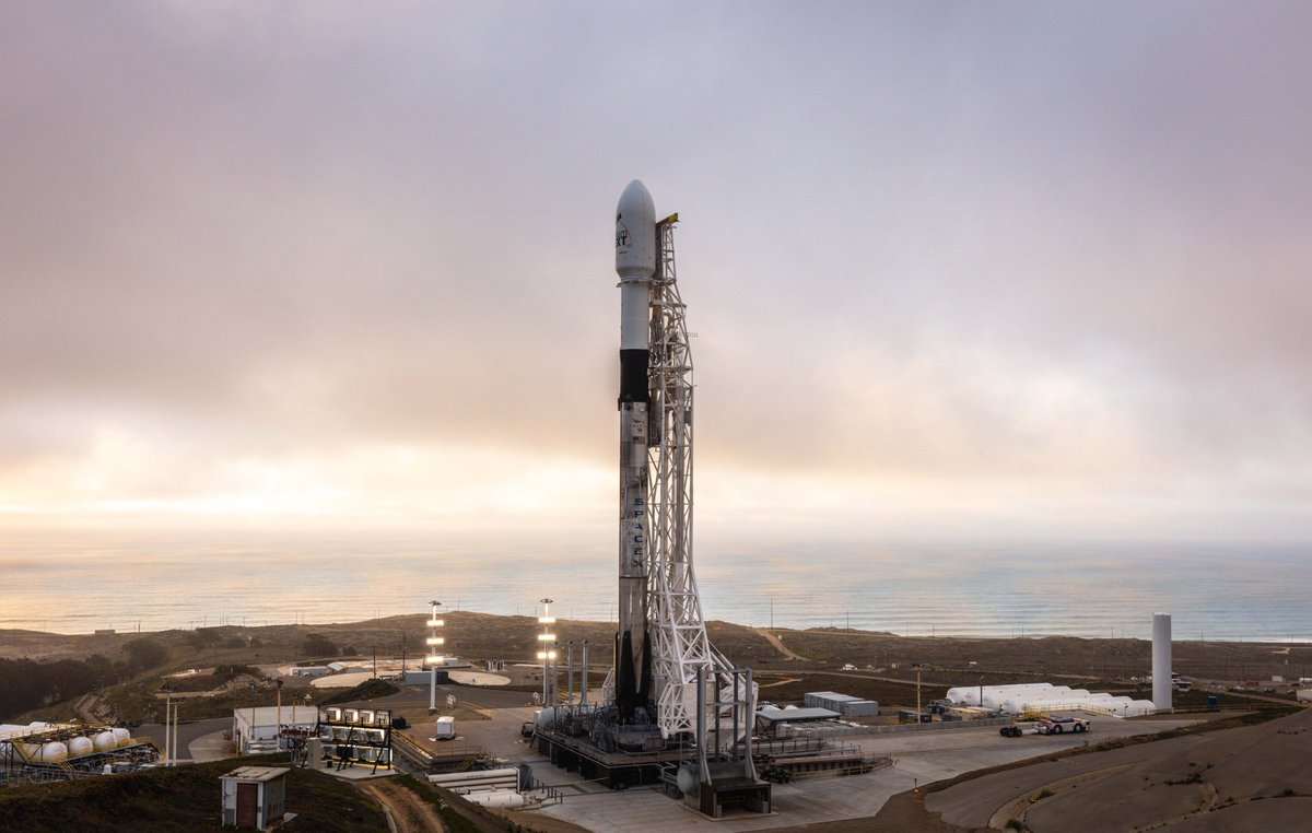 SpaceX's photo on falcon 9