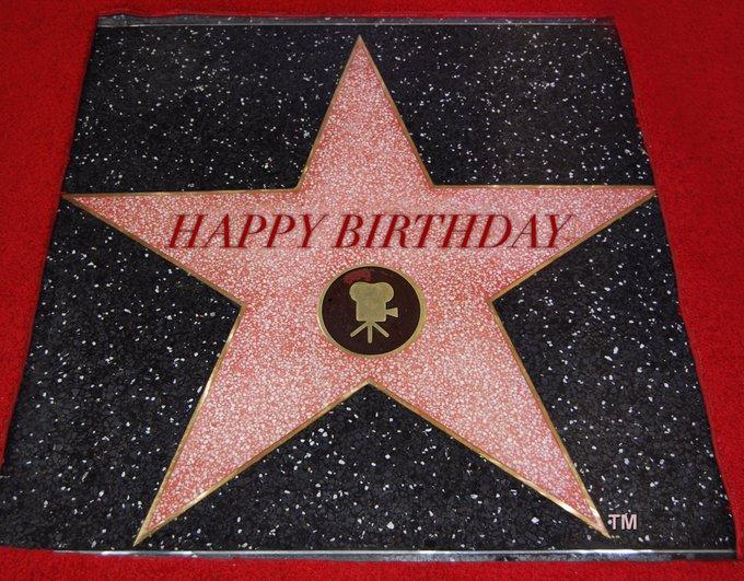 Happy Birthday to Walk of Famer Rod Stewart!