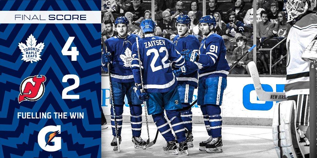 Toronto Maple Leafs's photo on devils
