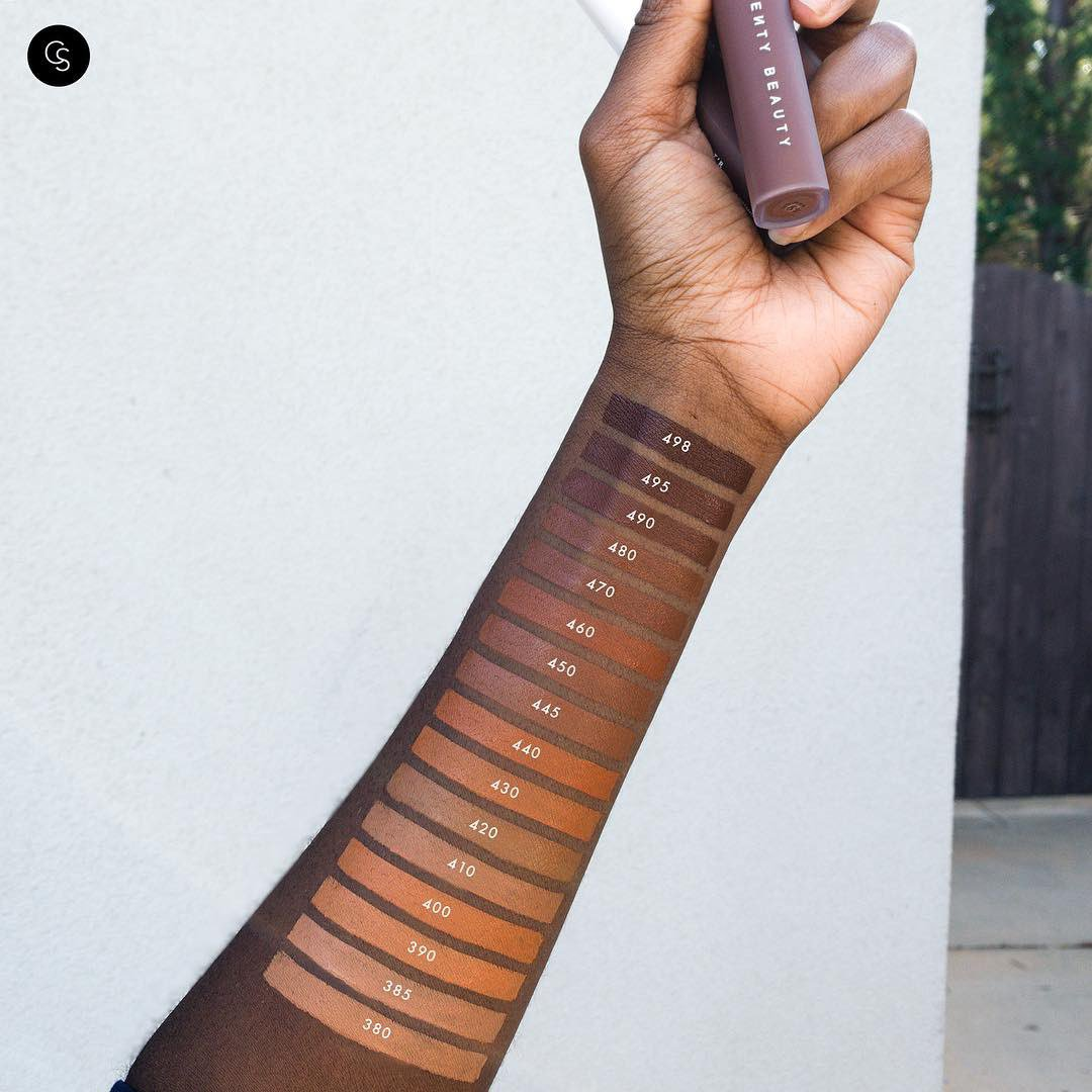 Fenty Beauty On Twitter You Can Always Feel Free To Go A Few Shades Lighter And Adjust For Personal Preference If You Want A Lighter Concealer Https T Co Boh0wutzsy