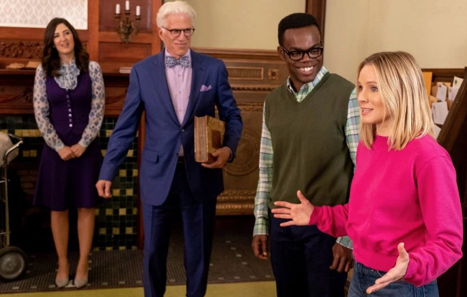 Rolling Stone's photo on good place