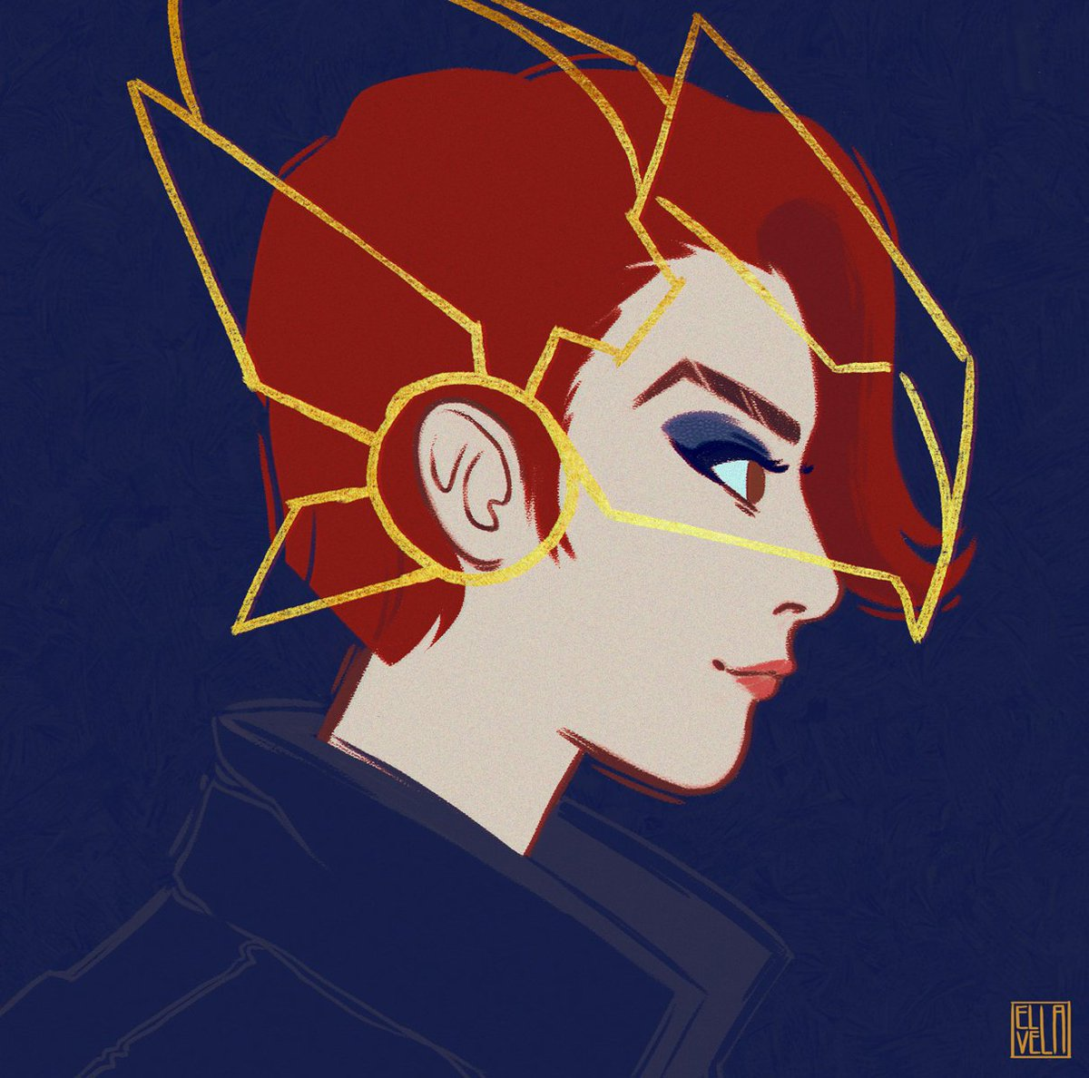 I don't know if you'll ever see this, but you're quite amazing, @FareehaAndersen   #fanart #DigitalArtist #Overwatch