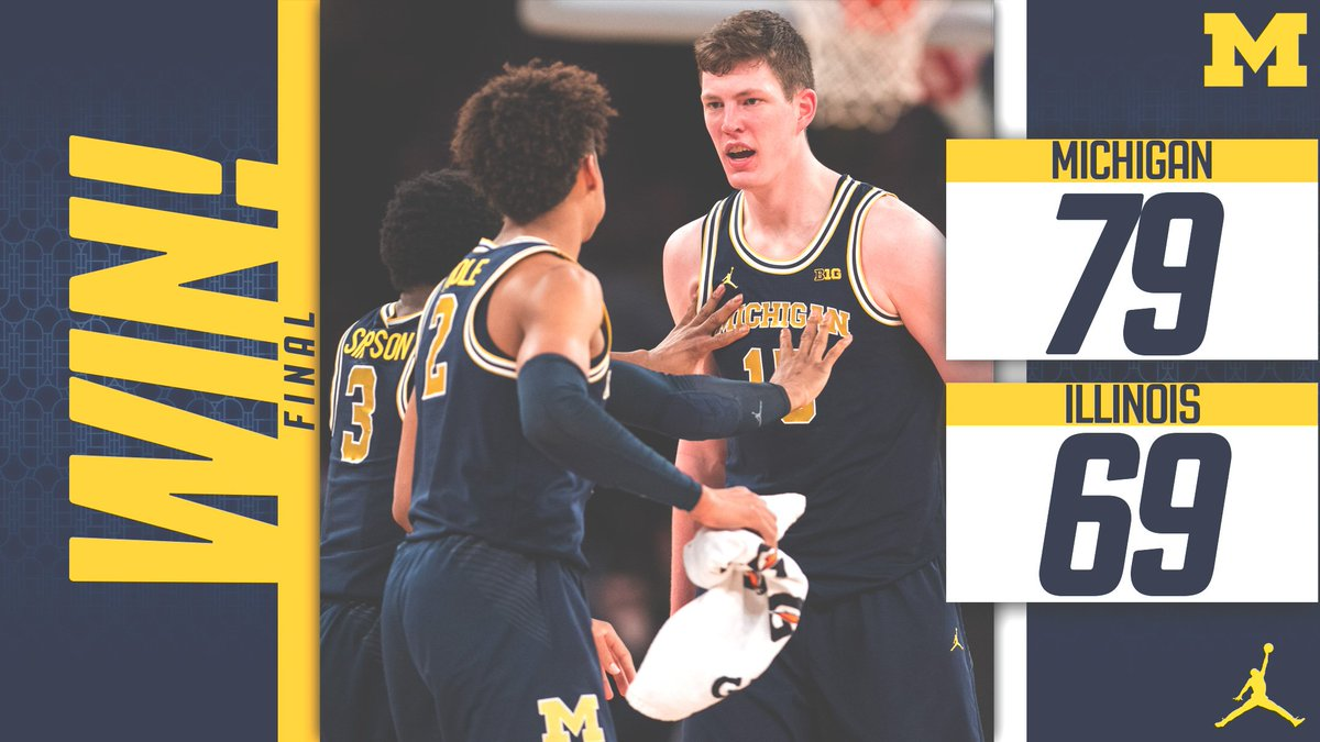 2ea2d0bef Michigan Men s Basketball on Twitter