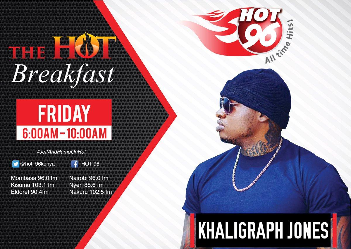 Hot 96 FM Kenya's photo on #playkenyanmusic
