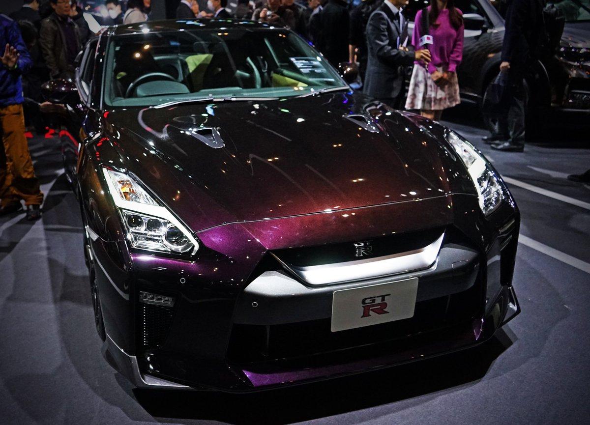 【お知らせ】 #NissanGTR 特別仕様車「 #大坂なおみ 選手 日産ブランドアンバサダー就任記念モデル」発売 https://t.co/NwnkNXR0hL #TAS2019 #NissanTAS