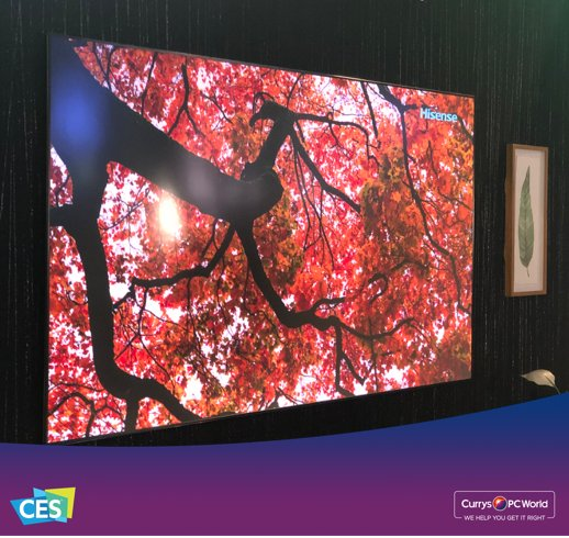 Currys PC World's photo on #CES2019