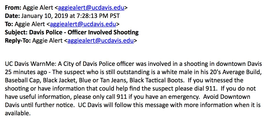 UC Davis's photo on Davis