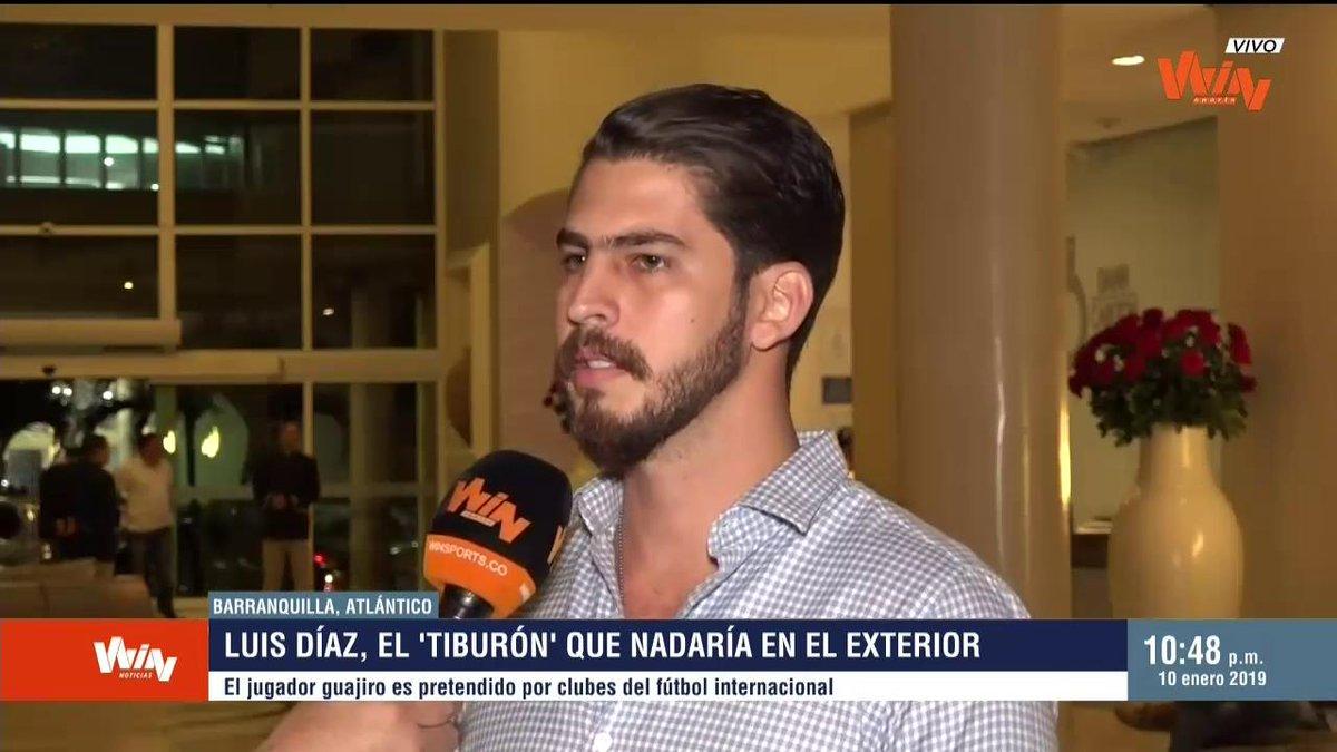 Win Noticias's photo on Luis Diaz