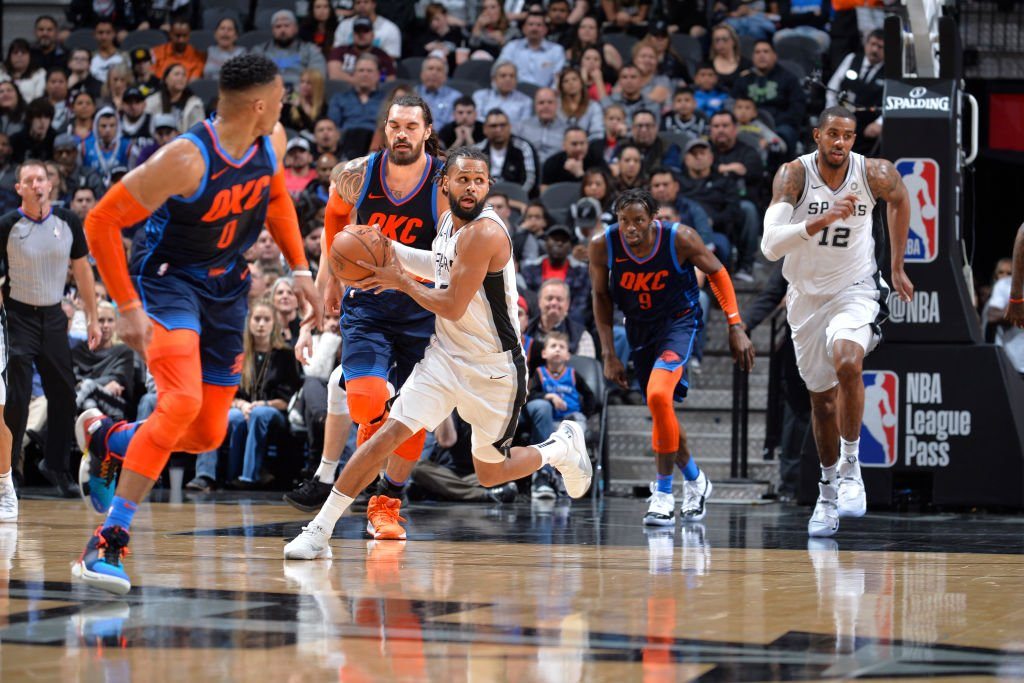 ESPN Stats & Info's photo on Go Spurs Go
