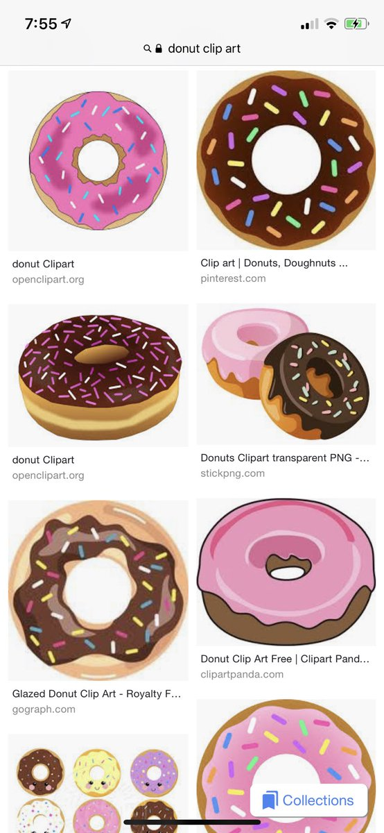 Donuts Sufganiyah Coffee And Doughnuts Clip Art Free Donut Clipart Bauhj  Image Provided - EpiCentro Festival