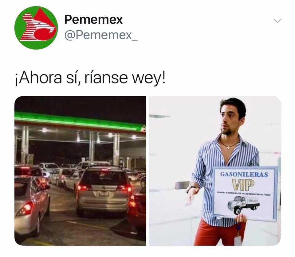 hola ingeniero's photo on #quisierasergasolinapara
