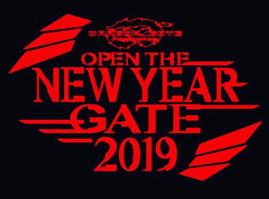 "Dragon Gate: ""Open the New Year Gate 2019"" Torneo de jóvenes 2"