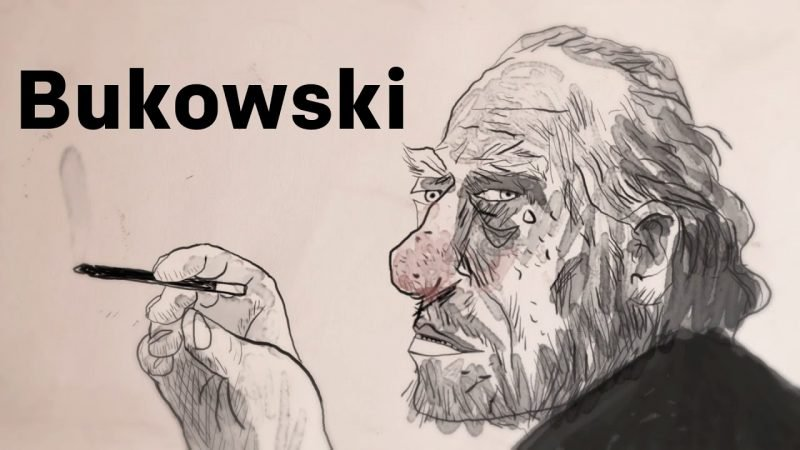 Inspiration from Charles Bukowski: You Might Be Old, Your Life May Be 'Crappy,' But You Can Still Make Good Art https://t.co/dt1F35qSCJ