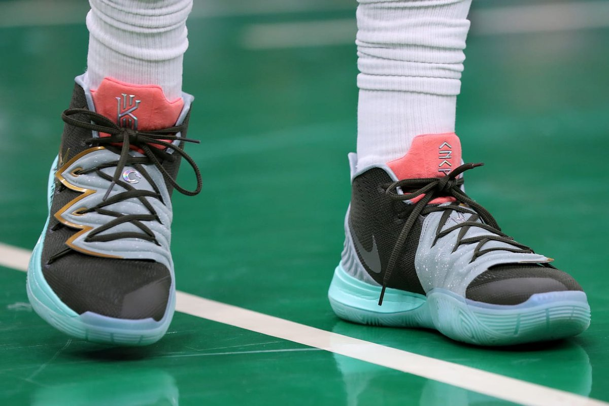 ecc0ebf82862 kyrieirving debuted a new colorway of his cncpts x nike kyrie 5 last night