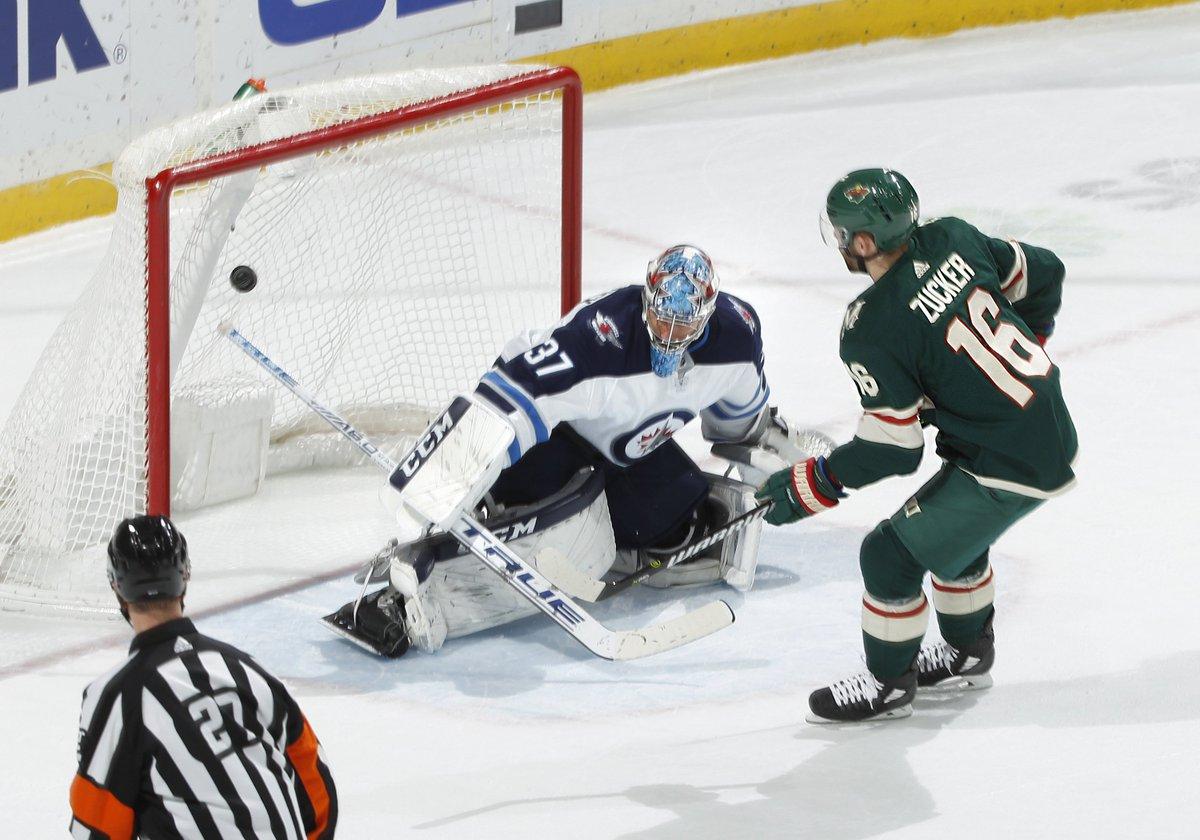 Minnesota Wild's photo on Zucker