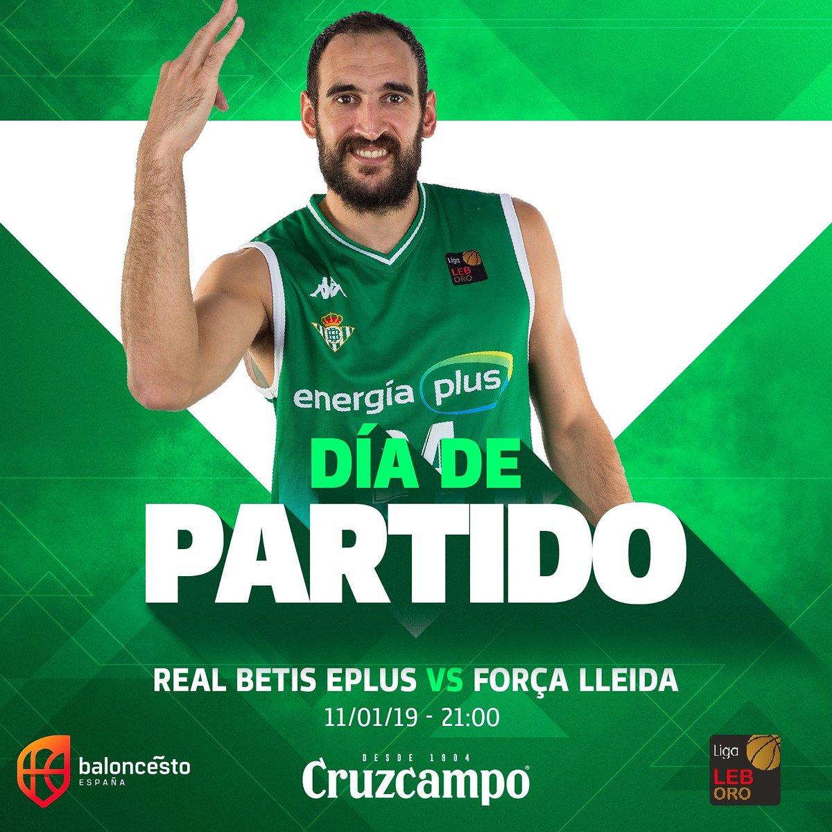 Real Betis EPlus's photo on #BetisBaloncesto