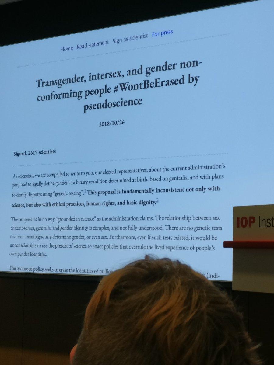 Brynley Pearlstone ���🌈's photo on #LGBTSTEMinar19