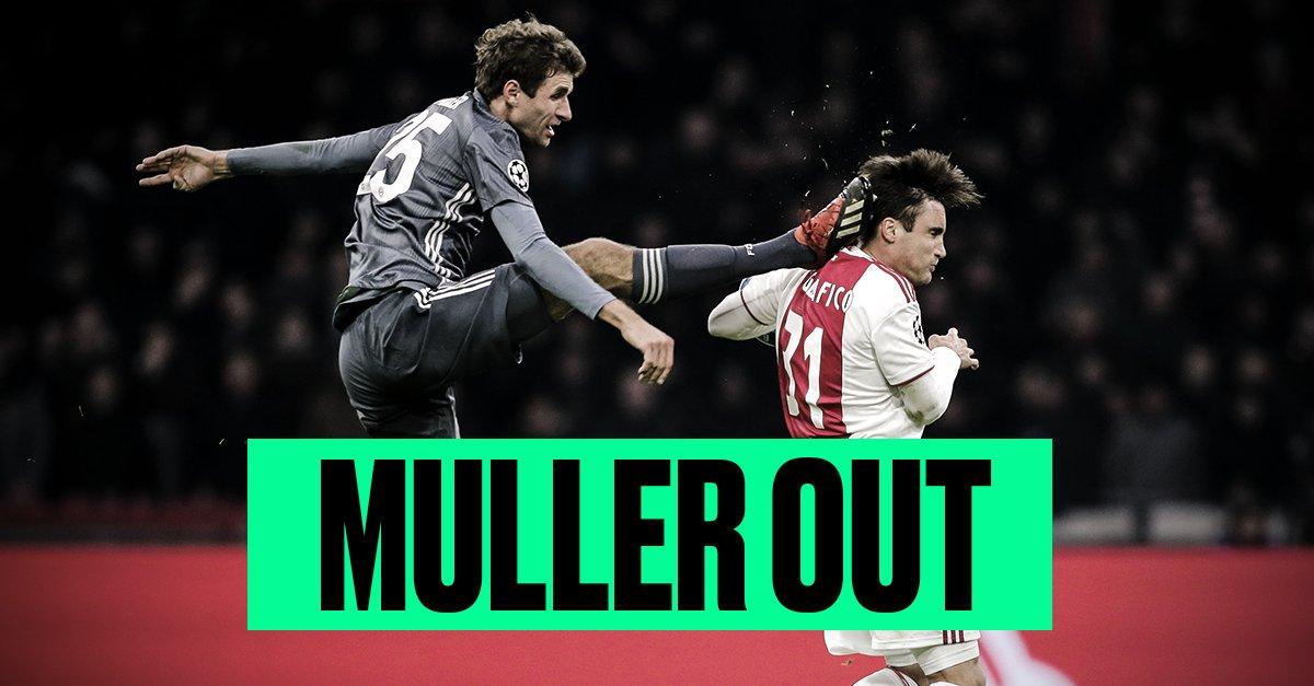 B/R Football's photo on Thomas Muller