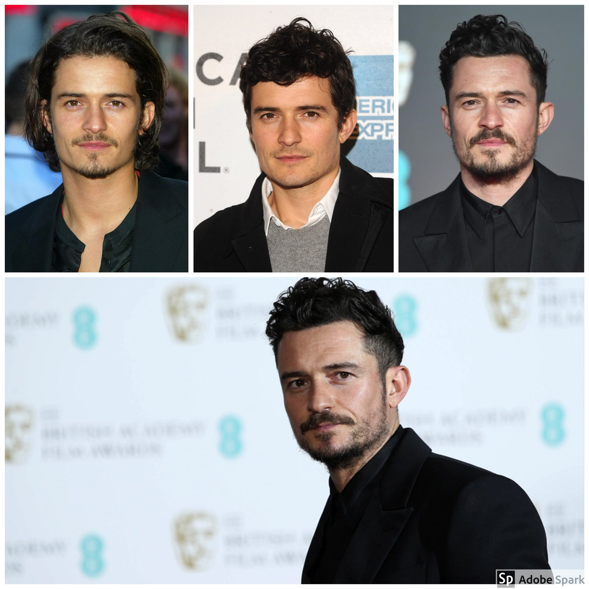 A very happy birthday to Orlando Bloom from