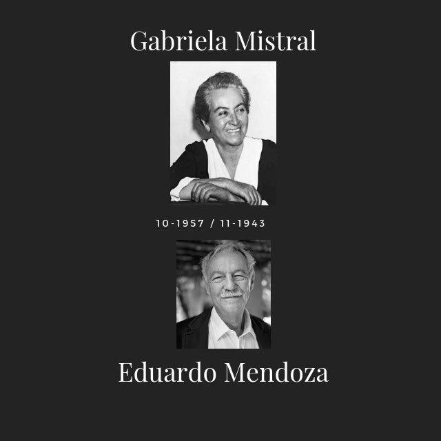 Bibliotecas Estudio's photo on eduardo mendoza