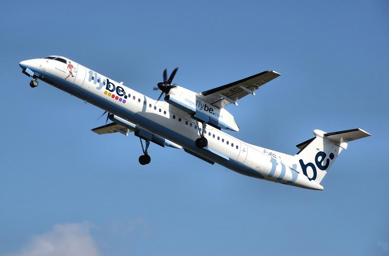 Wave 105's photo on Flybe