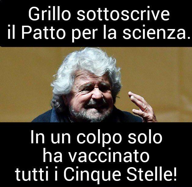 Matteo Perego's photo on #Grillo