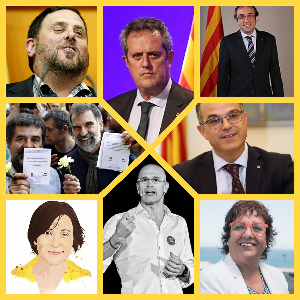 Comptador Republicà🎗's photo on Junqueras
