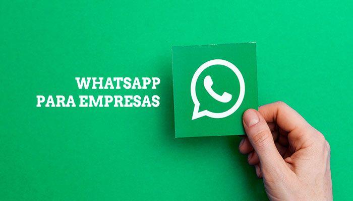 Resultado de imagen para whatsapp para empresas