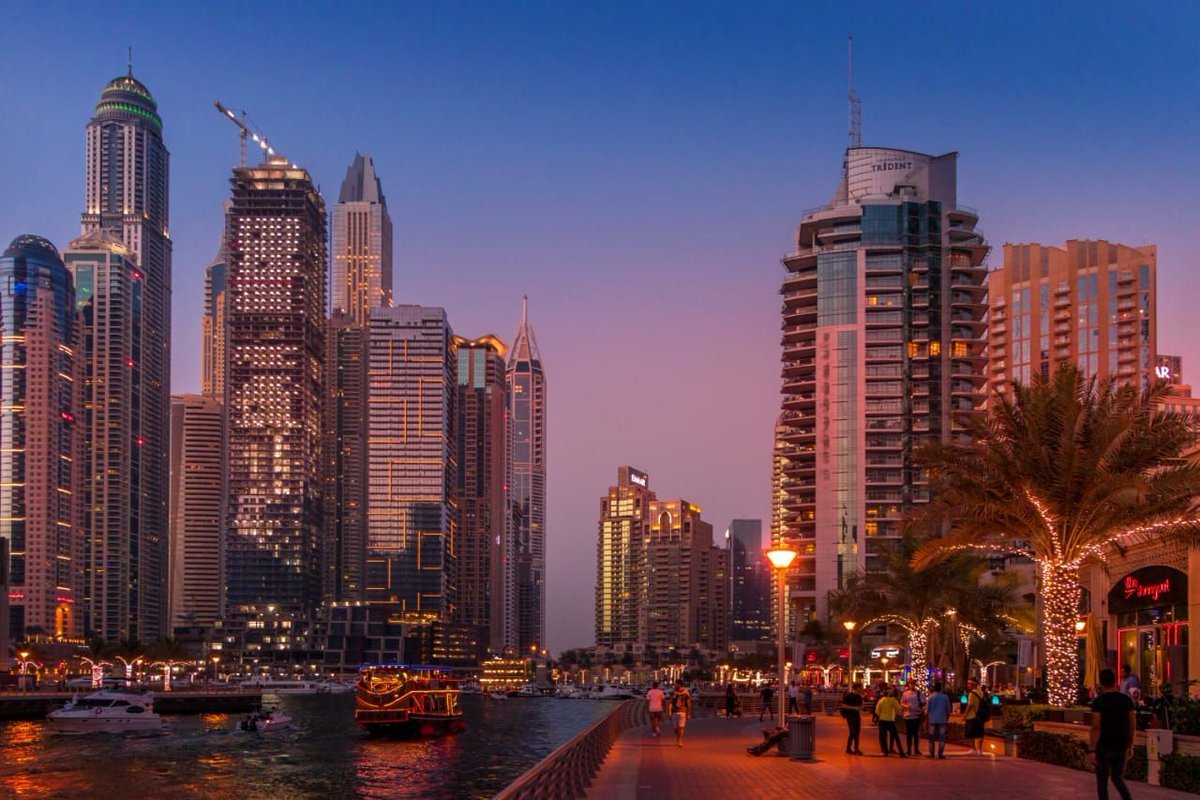 Dubaimarinawalk Hashtag On Twitter
