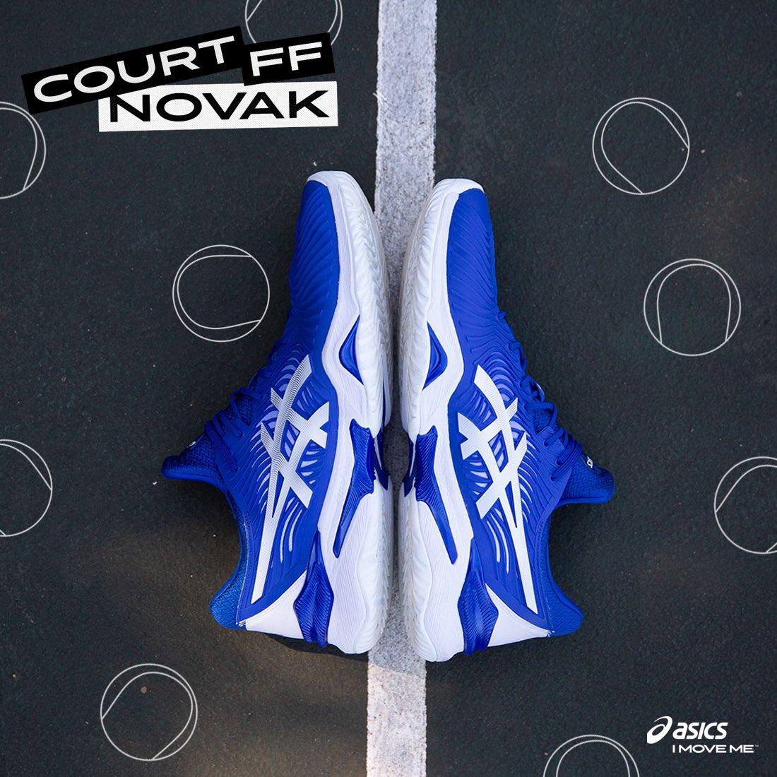 NovakTalk Court Ff Asics Court NovakTalk Tennis Asics Ff MqVpUzS