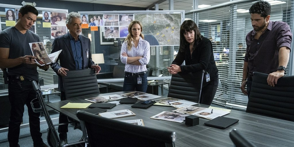 Episode Dergi's photo on #CriminalMinds