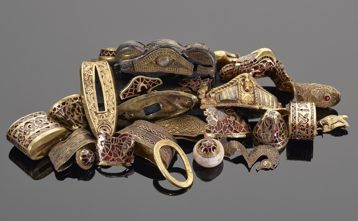 Staffordshire Hoard's photo on #heritagetreasures