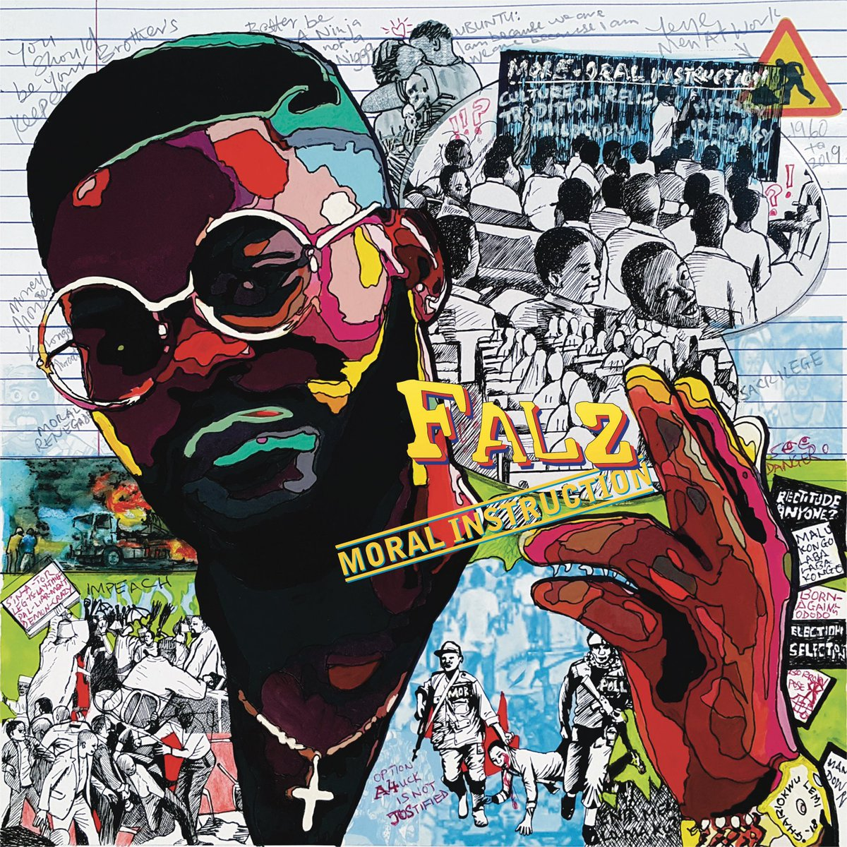 "Falz New Single ""Talk"" Goes Viral"