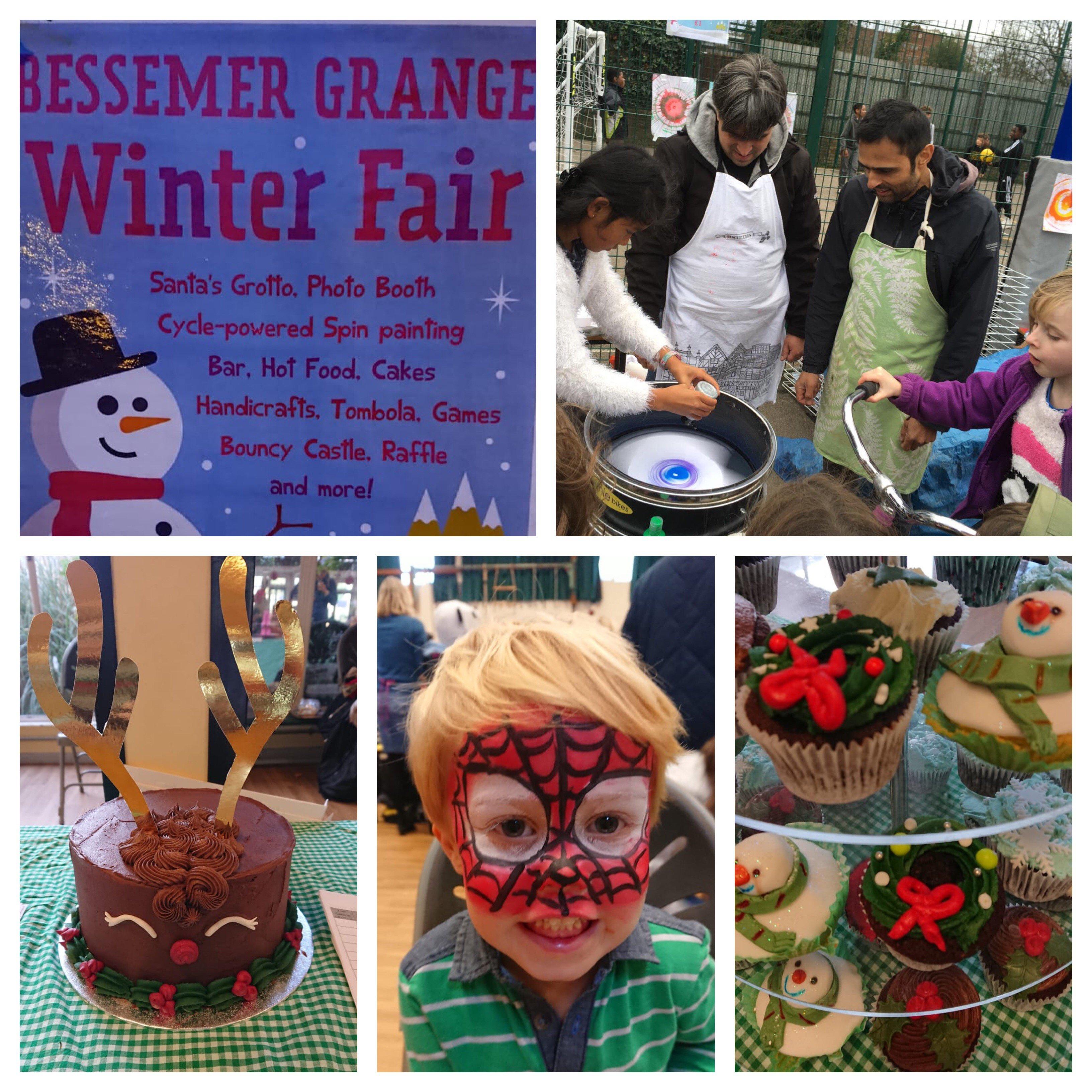 Winter fair highlights