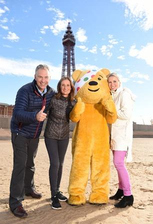 BBC Children in Need's photo on Dianne Oxberry