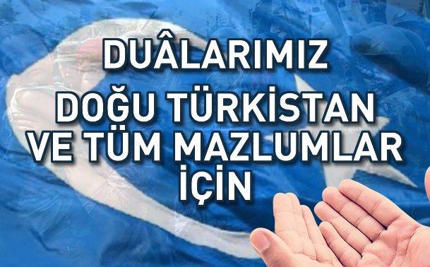 H.Oğuzhan Önel's photo on #DoğuTürkistanİçinUyuma