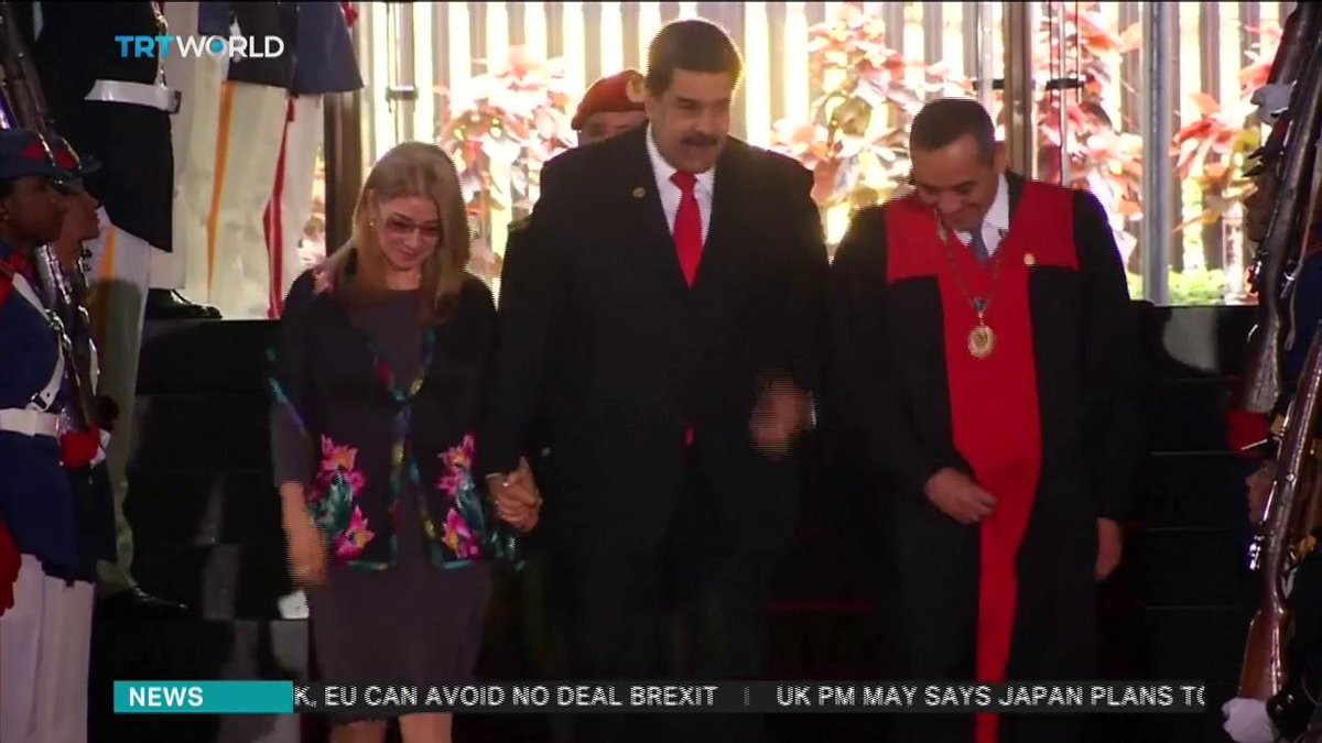 TRT World's photo on Nicolás Maduro
