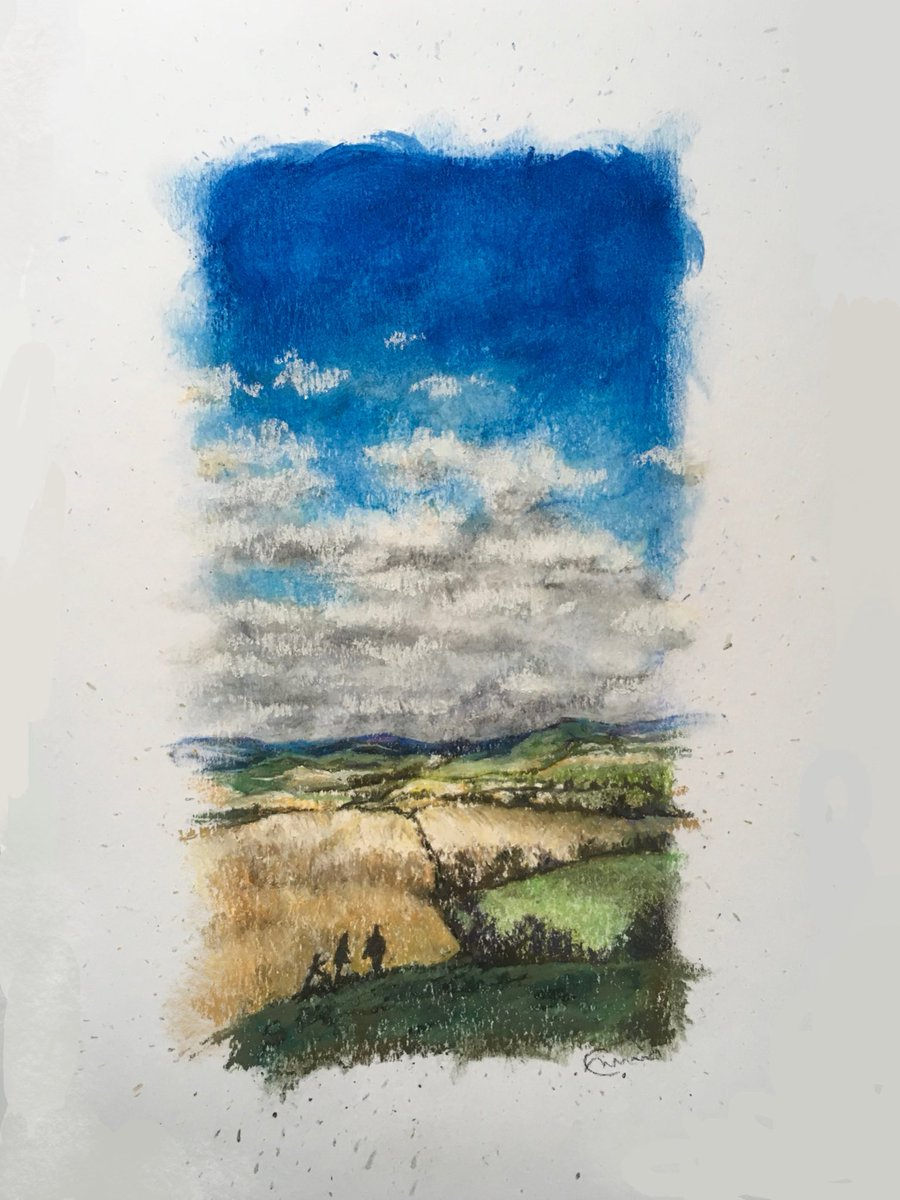 Hoping for a day like this over the weekend.  #weekendvibes #landscape #Views #walking #art<br>http://pic.twitter.com/ukDq6rqbt7
